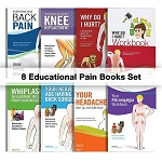 Pain Books - 8 Educational Books Set