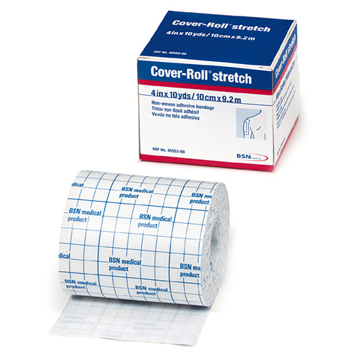 Cover-Roll stretch White-4555300 (10 cm x 9.2 m)