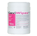"CaviWipes™ (6"" x 6.75"") - 160 Wipes/Canister"