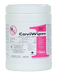 "CaviWipes1™ (6"" x 6.75""), 160 Wipes/Canister"