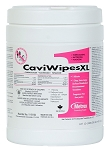 "CaviWipes1™ XL  (9"" x 12""), 65 Wipes/Canister"