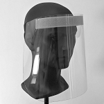 Face Shield - Made in Canada- one-size-fits-all 13