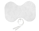 Lifecare PELVIC FLOOR Self-Adhesive Surface Electrodes Butterfly (REF KF100)  4cm/1.6cm x 5.3cm (4/Pk)