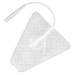 Lifecare PELVIC FLOOR Self-Adhesive Surface Electrodes Trapezoid (REF KF200) 6.5cm/2.0cm x 7.0cm (4/Pk)