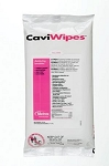 "CaviWipes™ FLAT PACK (7"" x 9"") - 45 Wipes/Pack"