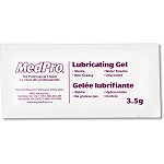 Sterile Lubricating Gel - MedPro 3.5 g Single Pack  (144/Box)