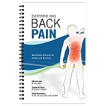 Book:  Everyone Has Back Pain